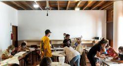 Lata 65 transforma idosos em grafiteiros